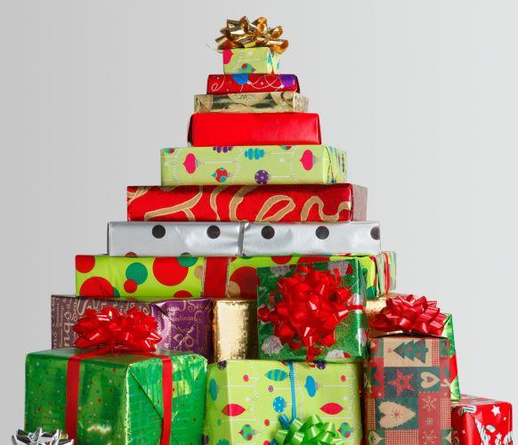 Geschenkepyramide