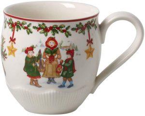 Jumbobecher Weihnachten von Villeroy und Boch - schönes Mitbringsel im Advent