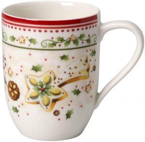Kaffeebecher Sternschnuppe von Villeroy und Boch - schönes Mitbringsel in der Adventszeit