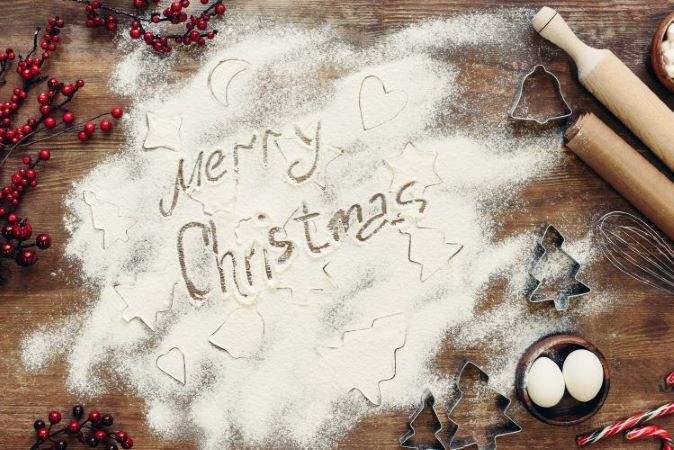 Merry Christmas - Backtipp
