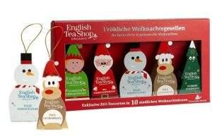 Wintertee - Fröhliche Weihnachtsgesellen
