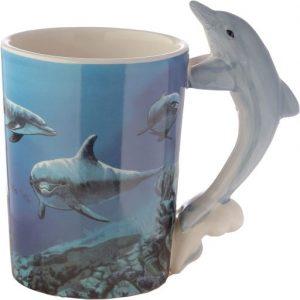 Becher Delfin