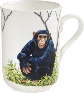 Tasse Schimpanse