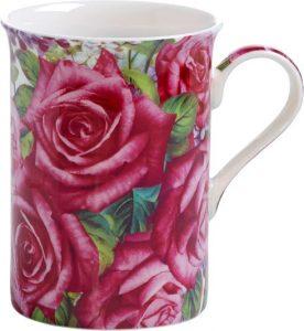 Tee-Becher Edelrose