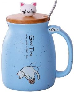 Tee-Becher Katze