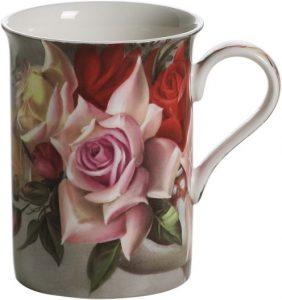 Tee-Becher Blumenstrauß