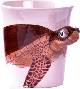 Teetasse Schildkröte