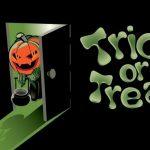 Trick or Treat - Halloween Dekorationen