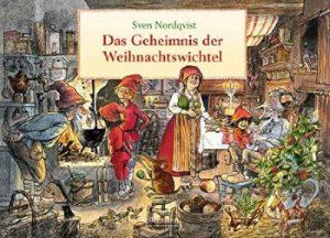 Das Geheimnis der Weihnachtswichtel Bilderbuch