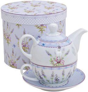 Tea for One Set - Lavendel