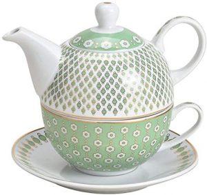 Tea for One Set Retro