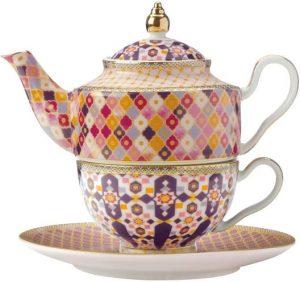 Tea for One Set - rosa