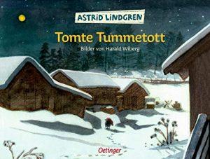 Tomte Tummetott Bilderbuch