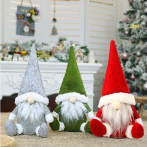 Weihnachtswichtel 3er Set
