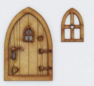 Wichteltüre und -Fenster