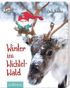 Winter im Wichtelwald Pappbilderbuch