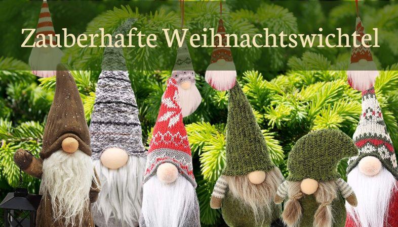 zauberhafte Weihnachtswichtel